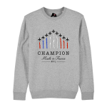 sweat champion made in France FFL
