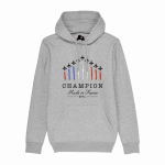 Hoodie champion made in France FFL