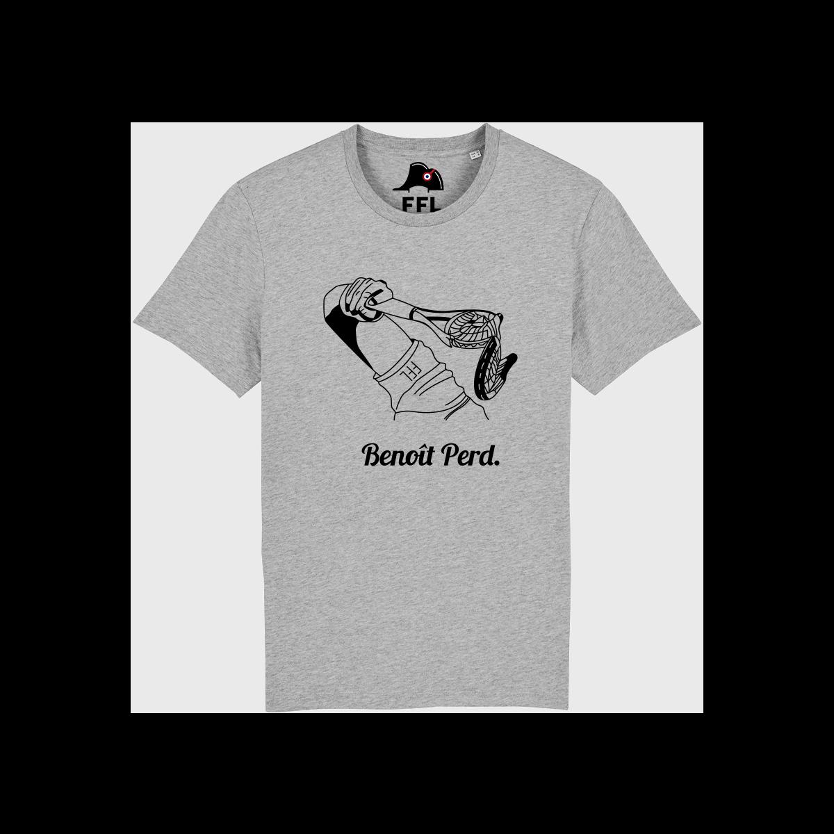 T-shirt FFL benoît perd