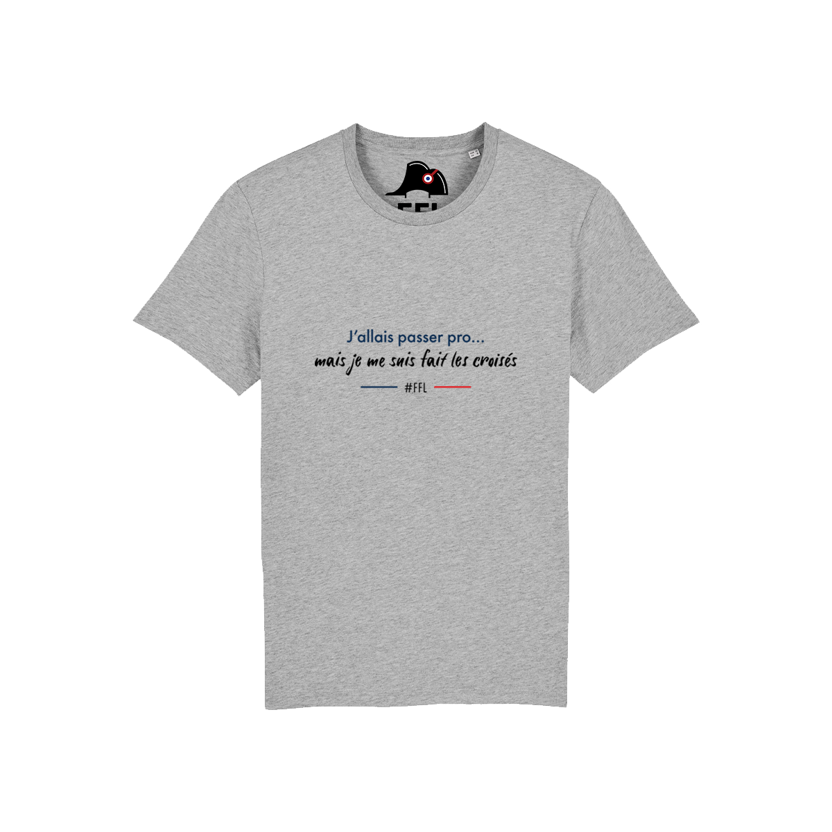 T-shirt ligaments croisés