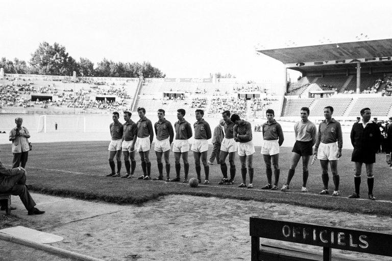 France - Yougoslavie - 1960 - FFL