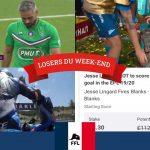 Losers du weekend 27 juillet - FFL