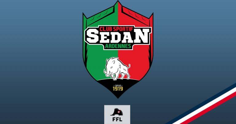 CS Sedan Ardennes - FFL