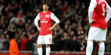 Park Chu-Young LOSC Arsenal FFL