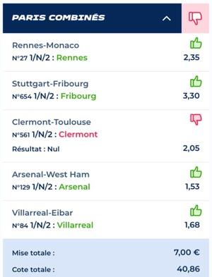 Toulouse ffl pari raté