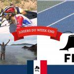 Loser du week-end Pinot Djokovic François Koh Lanta FFL
