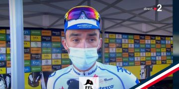 Julian Alaphilippe FFL Tour de France