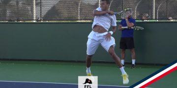 profils de joueurs de tennis FFL décaleur