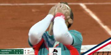 Gaston Wawrinka Roland Garros 2020