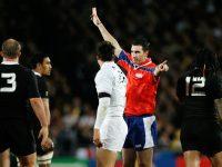 Craig Joubert Nouvelle Zelande Coupe du Monde