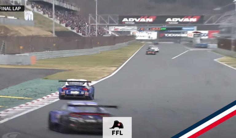 Super GT 2020 | Un nouveau finish magistral de Toyota