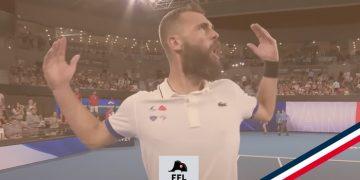 Benoit Paire 2020 FFL d'or