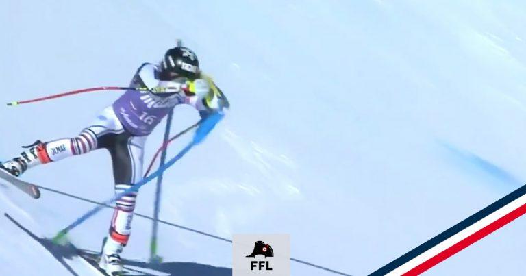 Ski gauthier Noël FFL