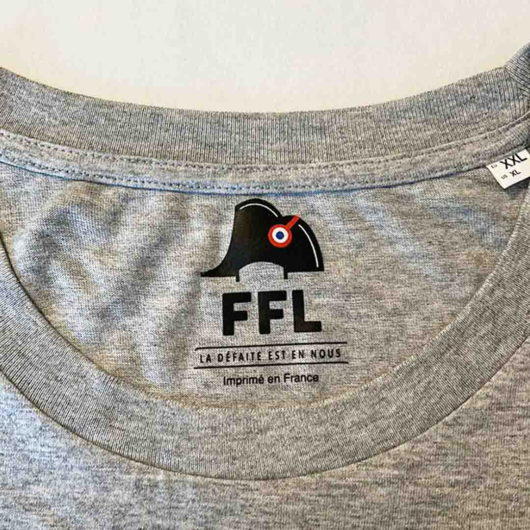 t-shirts FFL