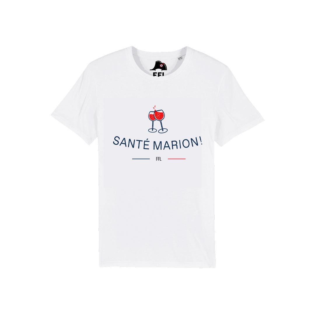 T-shirt FFL Santé Marion