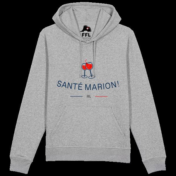 Hoodie Santé Marion