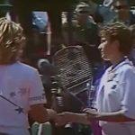 Graf Zvereva 1988 finale Roland Garros