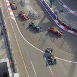GP de Baku Hamilton