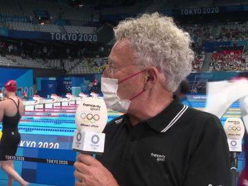 Nelson Monfort Jeux Olympique