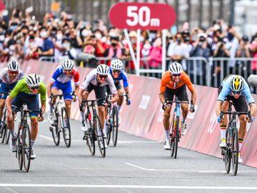 Cyclisme Jeux Olympique Gaudu