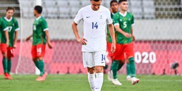 Florian Thauvin France Mexique