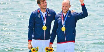 Aviron Jeux Olympiques