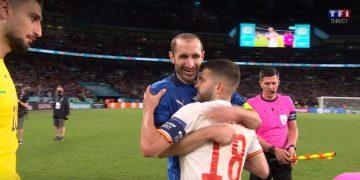 Chiellini Espagne Italie Euro 2020