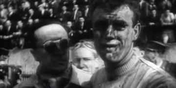 André Mahé, Paris-Roubaix 1949