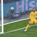 Hugo Lloris, demi-finale Ligue des Nations